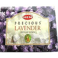 Räucherkegel HEM Lavendel LAVENDER 12 x 10 Stück preisvergleich bei billige-tabletten.eu
