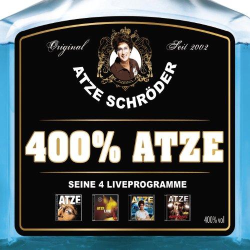 400% Atze - Die Atze CD-Box