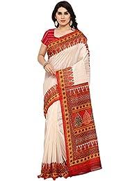 Samskruti Sarees Bhagalpuri Beautifull printed Saree,000350