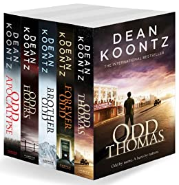Odd Thomas Series Books 1-5 di [Koontz, Dean]