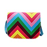 Bluester Rainbow Chain Of Small Square Package (Pink)