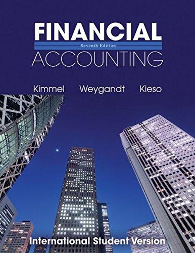 Financial Accounting por Paul D. Kimmel