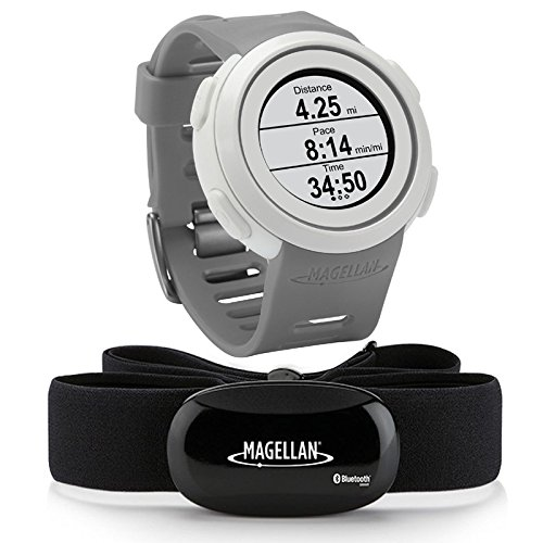MAGELLAN ECHO RUNNING WATCH+HRM GREY