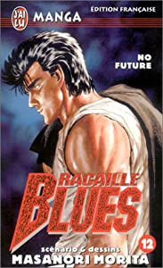 Racaille Blues Edition simple Tome 12