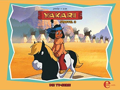 Yakari und der Kojote -