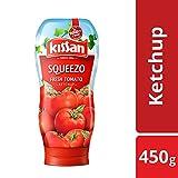 #8: Kissan Ketchup, Fresh Tomato Squeezo, 450g