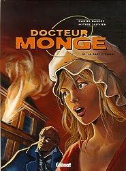 Docteur Monge, Tome 6 : La part d'ombre
