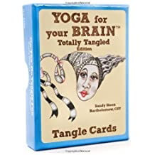 Yoga for Your Brain Totally Tangled Edition (Design Originals) by Sandy Steen Bartholomew CZT (7-Feb-2014) Cards