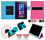 reboon Hülle für Acer Aspire Switch 10E Tasche Cover Case Bumper | in Pink | Testsieger