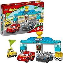 LEGO Duplo - Cars Gara Piston Cup, 10857