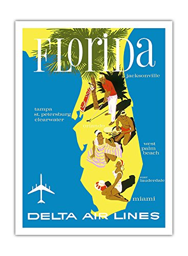 florida-golf-scuba-diving-sunbathing-delta-air-lines-vintage-airline-travel-poster-by-john-hardy-c19