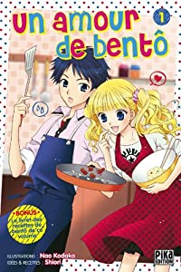 Un amour de bentô Edition simple Tome 1
