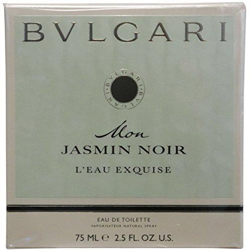 Bvlgari - MON JASMIN NOIR LEAU EXQUISE edt vapo 75 ml