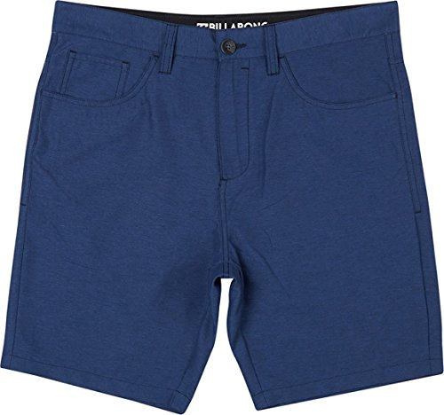 Billabong Outsider Submersible, Pantaloncini Sportivi Uomo Navy Heather