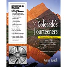 Colorado's Fourteeners: Companion Map Package