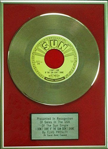 Elvis Presley-24carati oro 7