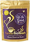 Turmerlicious Turmeric Latte Vanilla 200g Packet - Dairy...