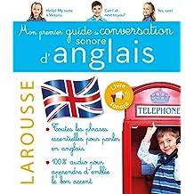 Mon premier guide de conversation sonore d'anglais