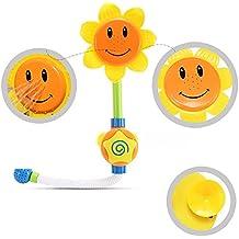 KidsHobby® Girasol ducha del aerosol del baño del bebé juguetes del juego
