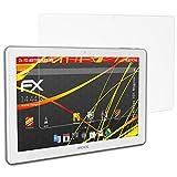 atFolix Schutzfolie kompatibel mit Archos 101 Magnus Bildschirmschutzfolie, HD-Entspiegelung FX Folie (2X)