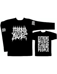 T-shirt extreme music L (t-shirt taille large)