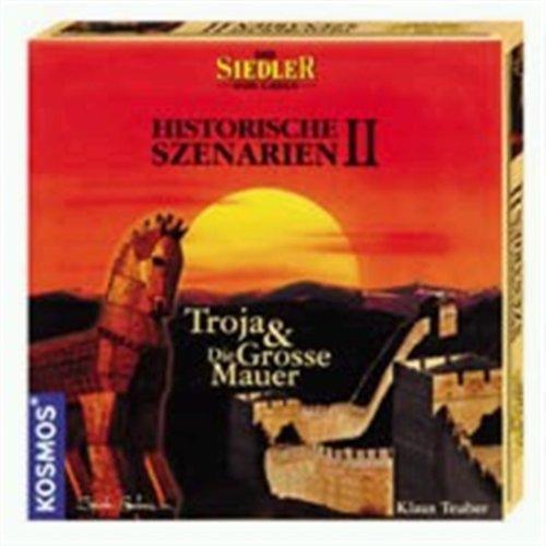 Die Siedler: Historische Szenarien II Troja & Die Große Mauer