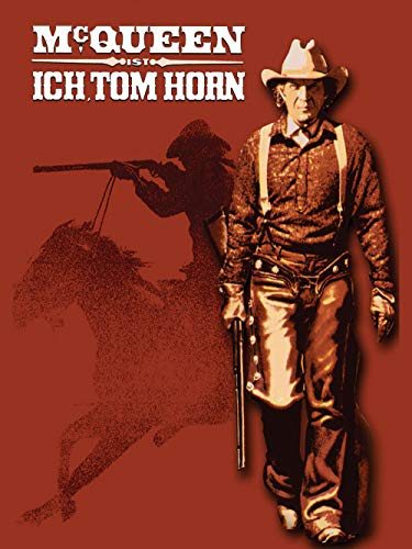 Ich, Tom Horn Cover