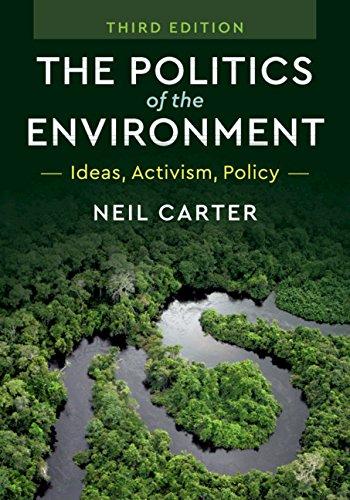 Descargar Libros Gratis Ebook The Politics of the Environment: Ideas, Activism, Policy Formato Epub Gratis