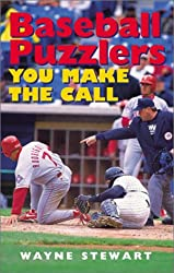Baseball Puzzlers: You Make the Call
