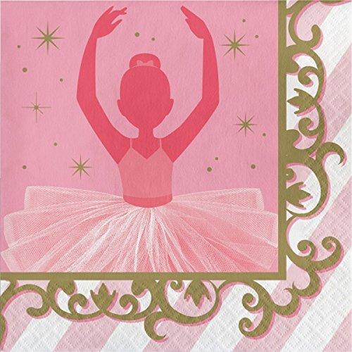 Servietten Ballerina