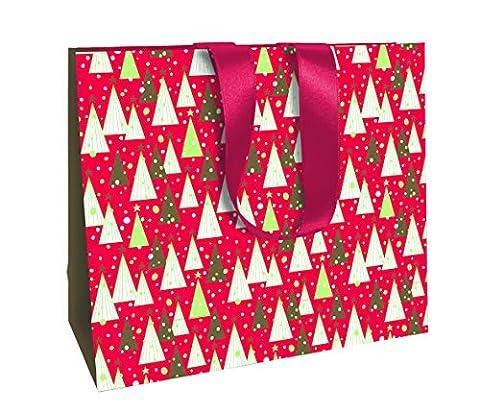 Clairefontaine 35x 10x 27,5cm Acacia Rouge Poudré Sac à