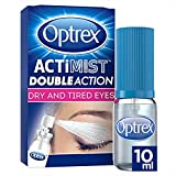 Optrex Double Action ActiMist Dry and Tired Eye Spray, 10 ml