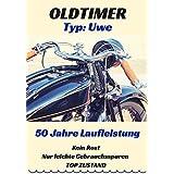 Bild zum 50 Geburtstag für den Mann - Motiv: Chopper. Jahrgang 1967 | Personalisierbares Geschenk für Männer, auch zum 60. oder 70. Lebensjahr
