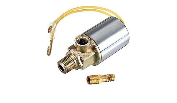 WINOMO 12/V 24/V Camion Truck Horn aria elettrico Elettrovalvola