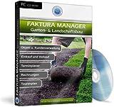 Faktura Manager Gartenbau, Landschaftsbau, Software Rechnungsprogramm