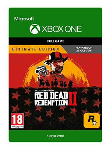 Price comparison product image Red Dead Redemption 2: Ultimate Edition | Xbox One - Download Code