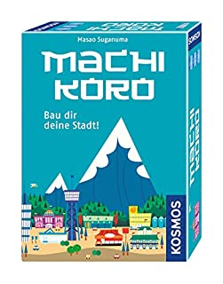 Kosmos 692322 - Machi Koro (B00L16WVHC) | Amazon price tracker / tracking, Amazon price history charts, Amazon price watches, Amazon price drop alerts