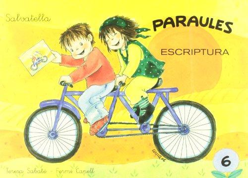 Paraules escriptura 6