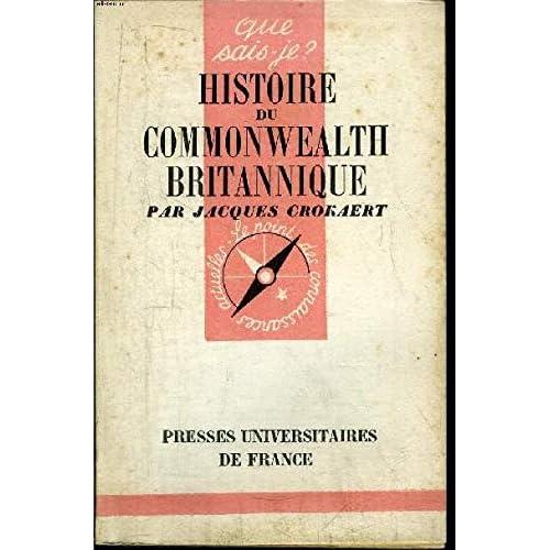 Histoire du commonwealth britannique