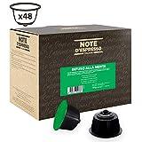 Note D'Espresso Infuso alla menta, Capsule compatibili con macchine Dolce Gusto, 3 g x 48