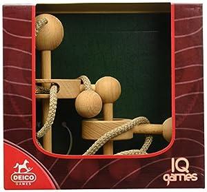 D-Toys - Puzzle de Madera (DTIQ61553)