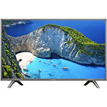 """Hisense H43N5700 televisor 43"""" LED 4K Ultra HD modelo 2017, Marco gris oscuro"""