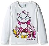 #5: Marie Girls' T-Shirt (51SP7713_White_12 - 18 months)