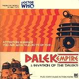 Dalek Empire 1.1 - Invasion of the Daleks...