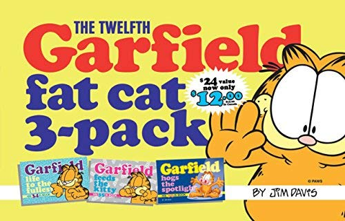 The Twelfth Garfield Fat Cat 3-Pack by Davis, Jim (2001) Paperback