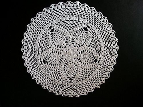 handmade-knitted-lace-and-5-leaves-design-hand-crochet-100-cotton-39-cm-diameter-placemats-4-pcwhite