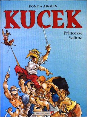 KUCEK TOME 1 : PRINCESSE SALIMA