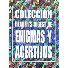 Coleccion Reader's Digest de Enigmas y Acertijos with Pens/Pencils / Book of Puzzles and Brain Teasers