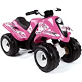 Smoby 33054 Elektronisches Rallye Quad Girl