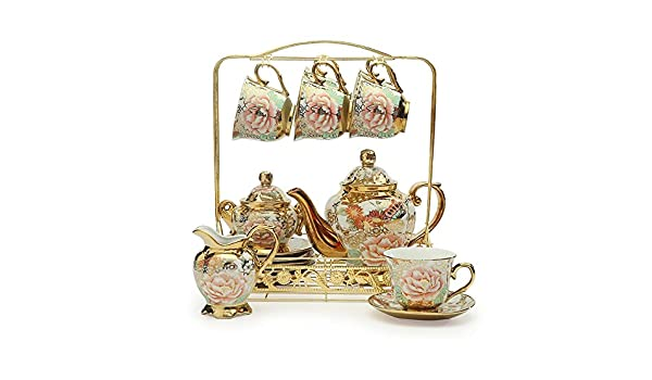 European Style Tea Set For Sale|Customer Ceramic Coffee Cup